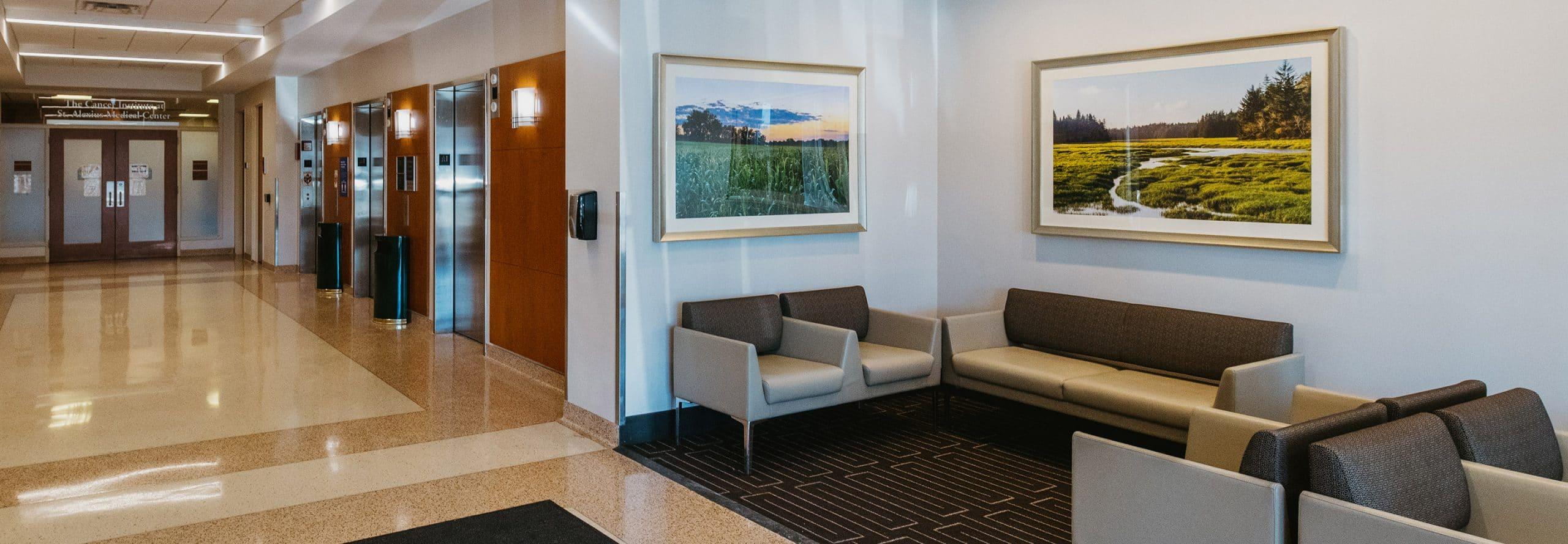Diamond Headache Clinic Hoffman Estates Lobby