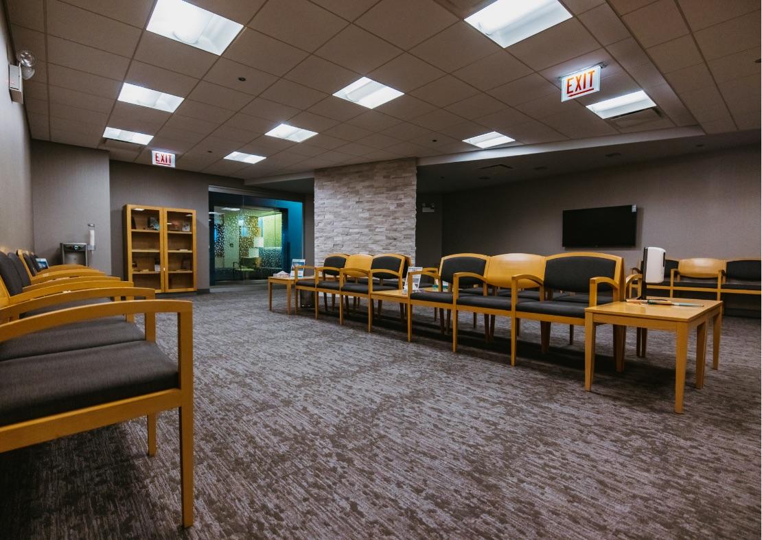Diamond Headache Clinic Lobby