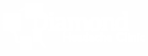 Diamond Headache Footer Logo