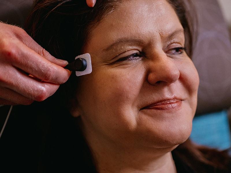 Biofeedback headache treatment