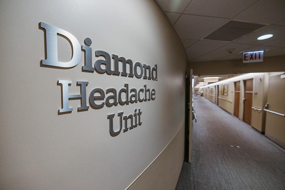 DHC Inpatient Unit for Headache Treatment 06